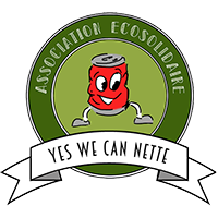 Yes We Can Nette 976 Association éco solidaire Mayotte Logo